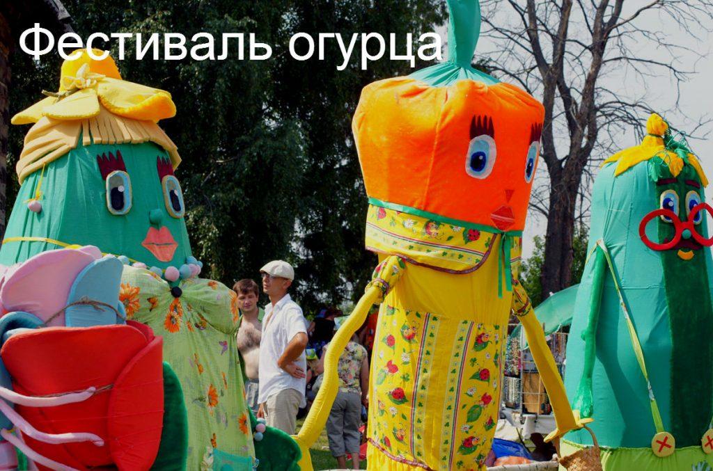 Фестиваль огурца