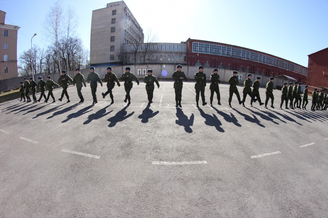 Военка питер 2