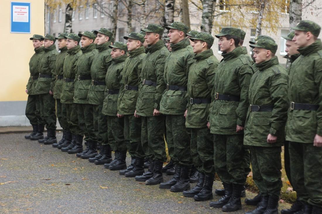 Военка питер 5