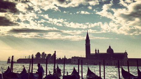 Добро пожаловать, или посторонним вход воспрещен: Часть 2. Учеба за границей – Венеция