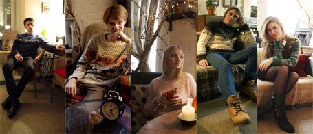 ВышкаLook: Sweater story