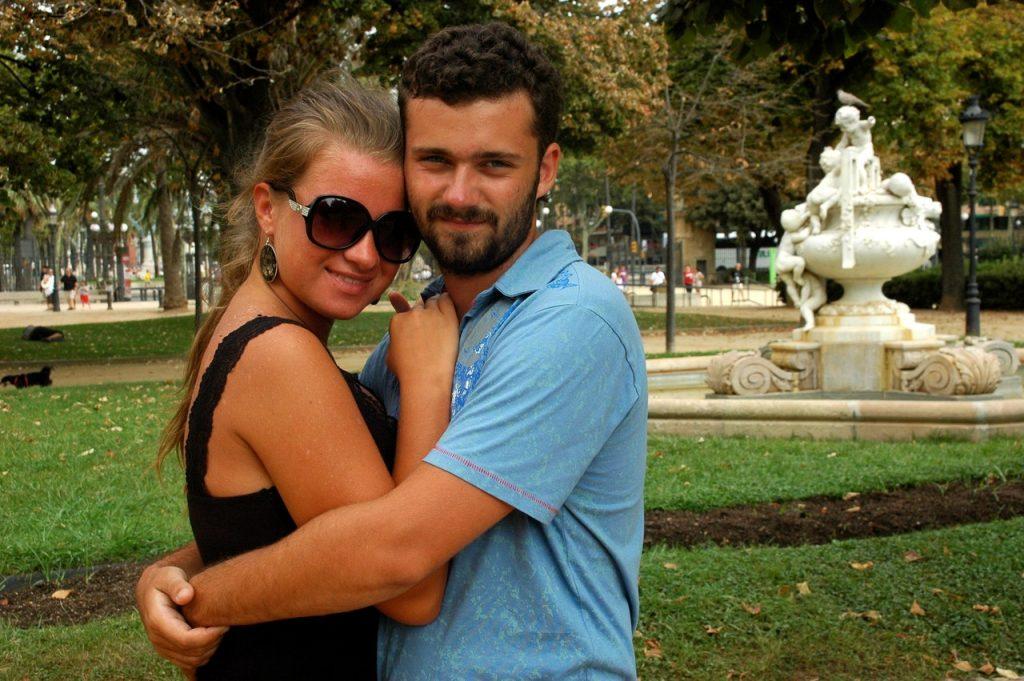 Екатерина и Илья Соломахины