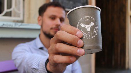 Кофе, лось и Jeffrey's Coffee