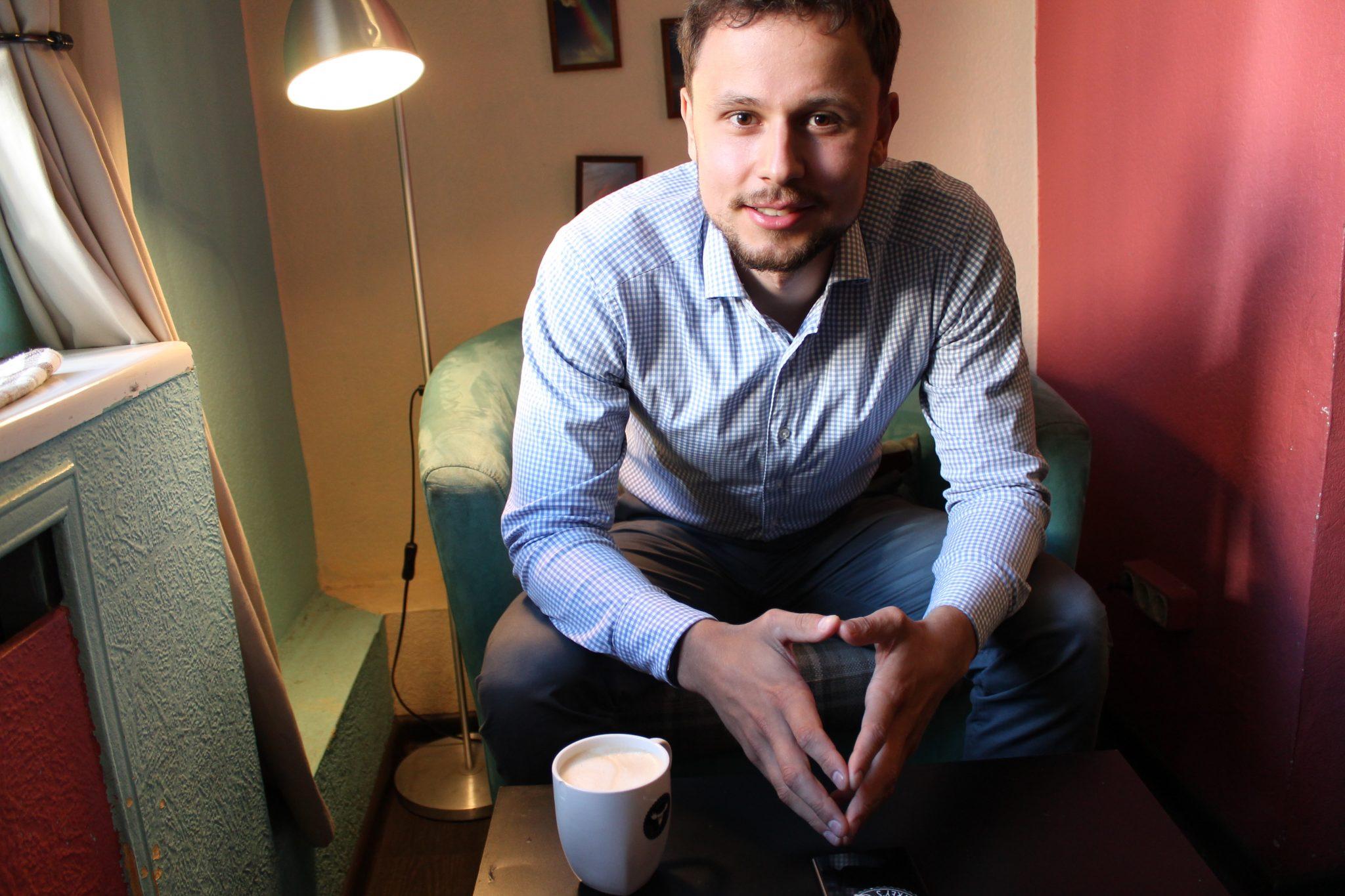 Кофе, лось и Jeffrey's Coffee — The Вышка