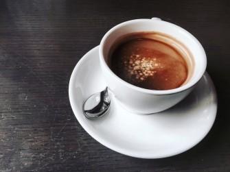 Шаболовская в поисках кофе