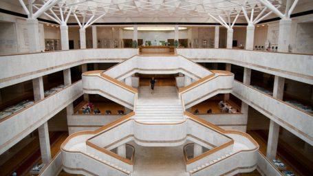 Питерские библиотеки