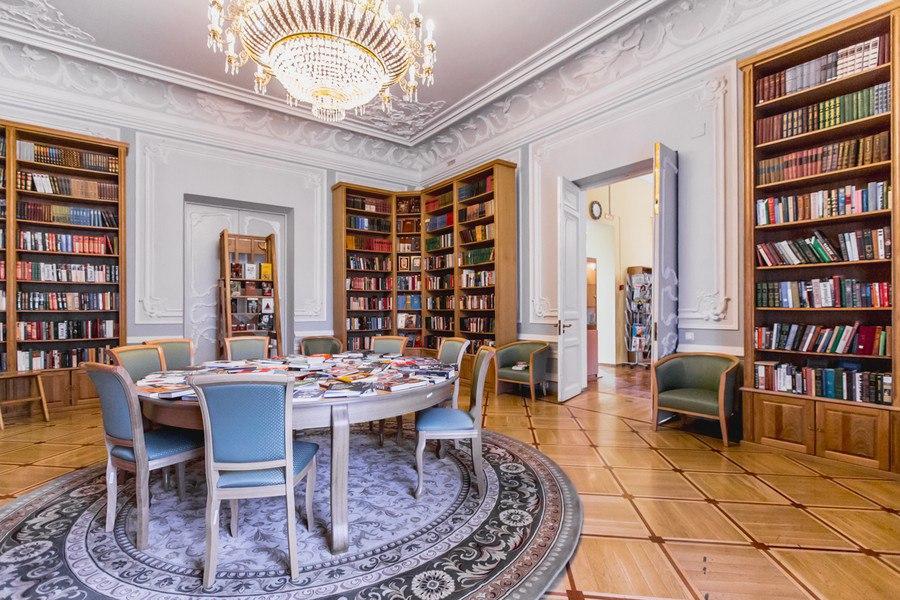 библиотека на новочеркасском проспекте
