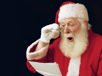 Дорогой Дедушка Мороз