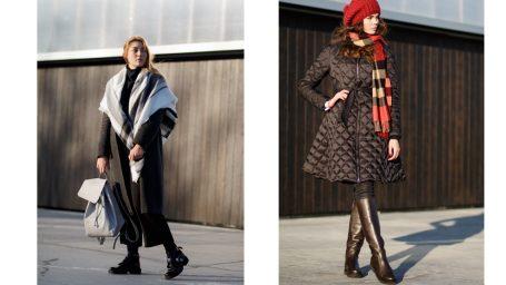 ВышкаLook: Прячемся в пальто