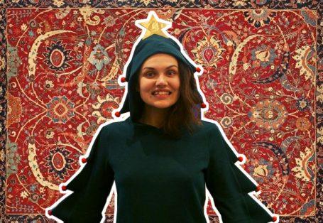 ВышкаLook: Старый новый год