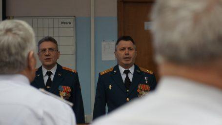 Вышкаlook: Военка в лицах