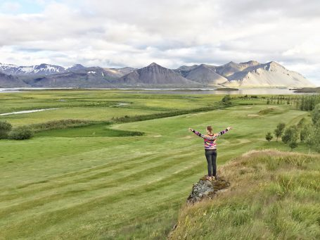 Исландия ждет