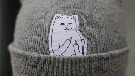 ВышкаLook: Март, надень шапку