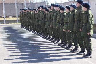 Военка в Петербурге