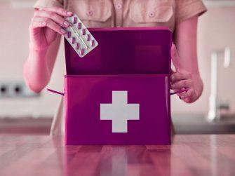Студенческая аптечка
