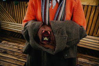 Крупным планом: Пальто