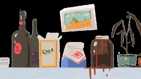 Холодильник студента
