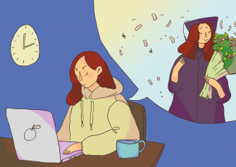 Студенчество несет меня во взрослую жизнь: четвертый курс