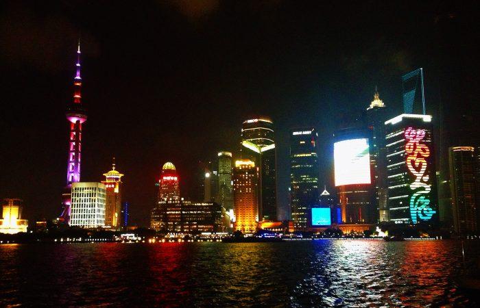 По стопам: путеводитель по Шанхаю
