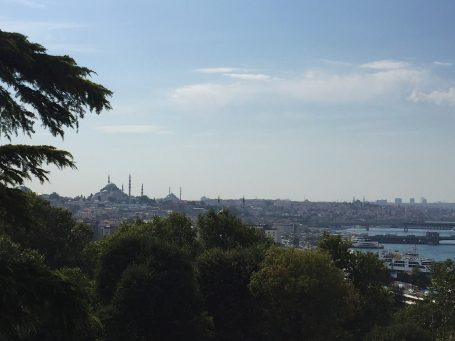 По стопам: путеводитель по Стамбулу