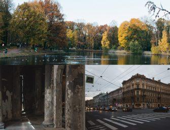 Петербургскими тропами: любимые маршруты питерской Вышки