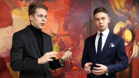 Дебаты по-Питерски