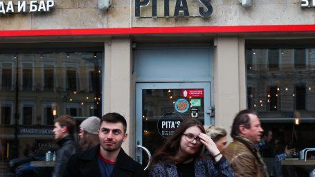 Питерская дегустация 3.0: Она вам не «шаурма»