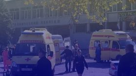 Взрыв и стрельба в керченском колледже