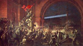 Бунт в Питерской Вышке