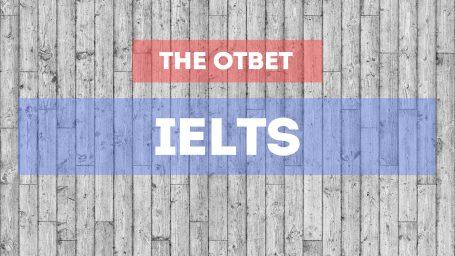 The Ответ: IELTS
