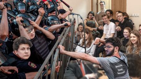 «Последняя капля»: заседание студсовета олишении DOXA статуса студорганизации