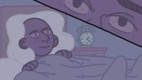 Бессонница: спать [,] нельзя не спать