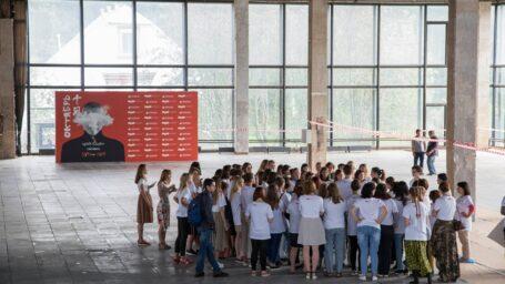 Культурное волонтерство: первые шаги в арт-индустрию