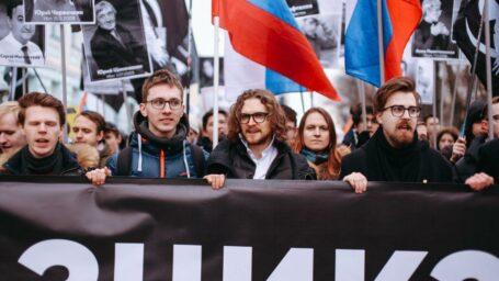 «Когда всю жизнь хочешь, чтобы от тебя отстали»: студенты в либертарианской партии